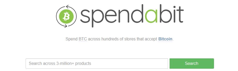 SpendaBit per trovare Negozi Online che Accettano Bitcoin