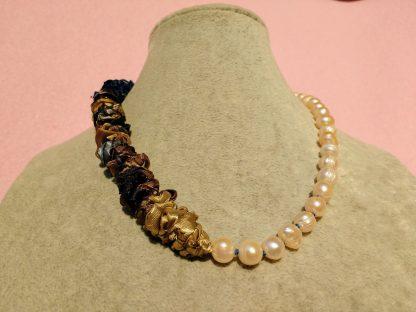 Collana di Perle Vere